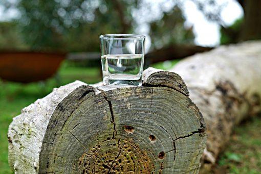 Zapełnianie szklanki życia