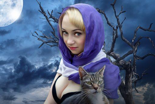 Siostra łowcy czarownic