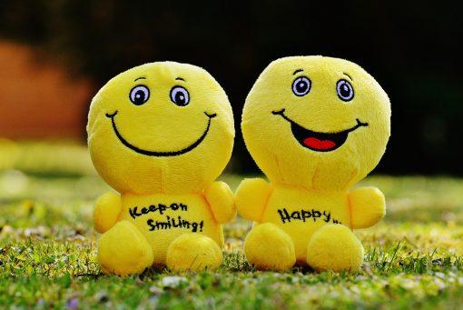 Uśmiech dla wszystkich, ja stawiam