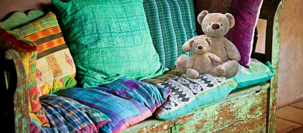 Ile poduszek na kanapie dopuszcza minimalizm?